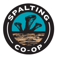 Spalting Co Op Logo